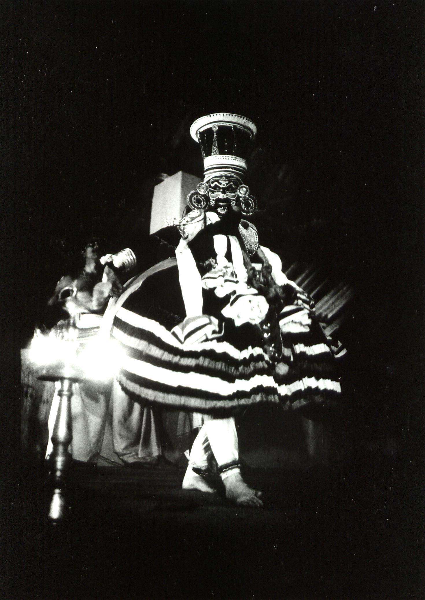 Nathalie le Boucher - danseuse & conteuse